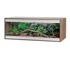 Ventajas del terrario de madera